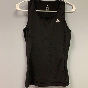 Adidas Women's XS Tank Top Black